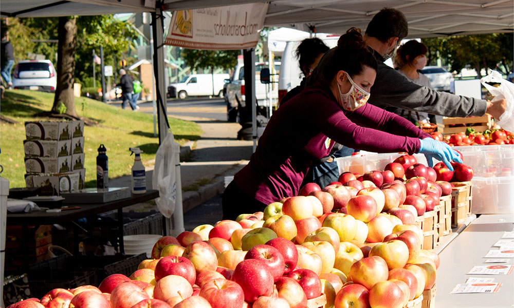 2020 Can't Stop the 268th Birthday of Easton Farmers' Market